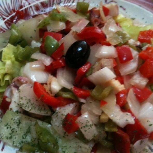 Salpicon De Marisco @ Tapas Place Restaurant