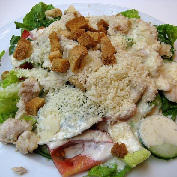Caesar's Salad @ Paparazzi Restaurant