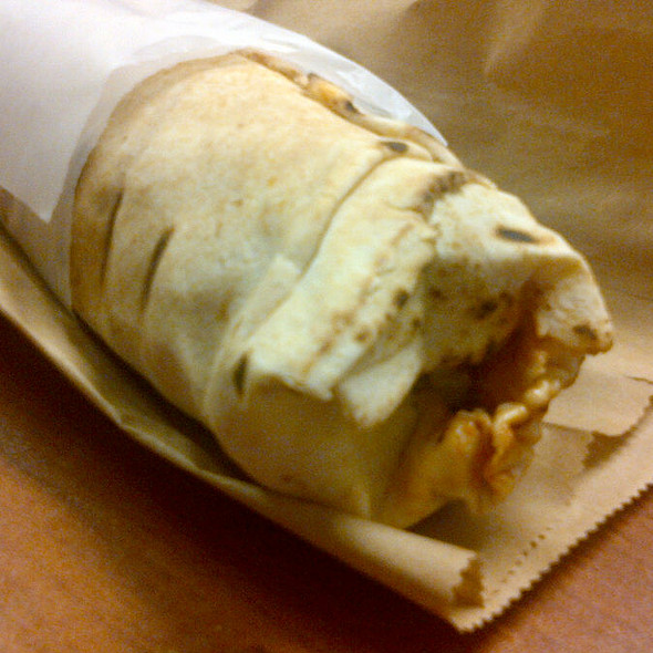 Chicken Shawarma @ Shawarma And Grill