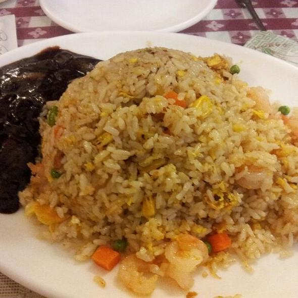 Shrimp Fried Rice @ Da Rae Won