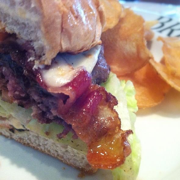 Brio Bistecca Burger @ Brio Tuscan Grille