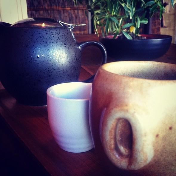 Ocean Of Wisdom Tea @ Samovar Tea Lounge
