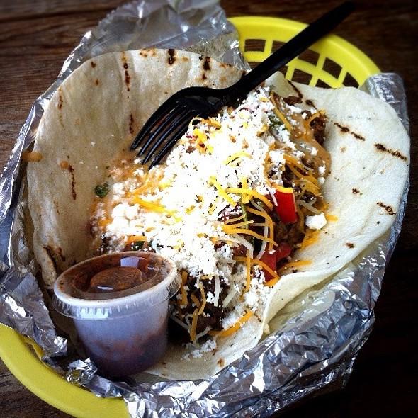 Pot Squared Taco @ Good 2 Go Taco