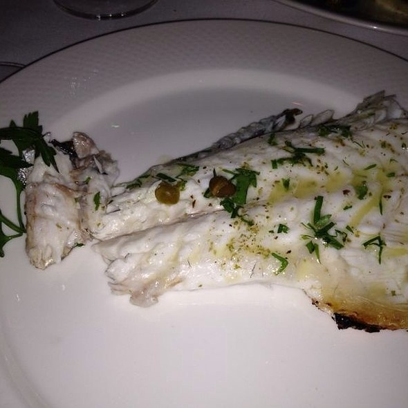 Fish @ Estiatorio Milos Restaurant