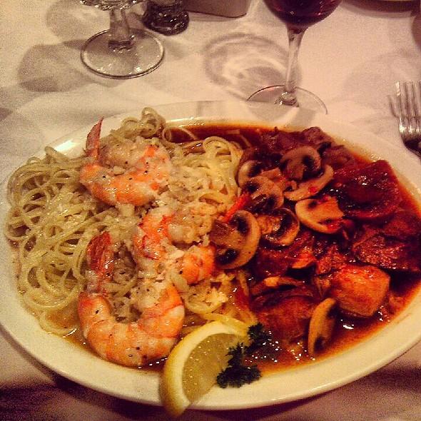 Osso Bucco & Shrimp Scampi
