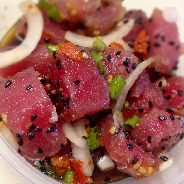 Ahi Poki @ 808 Island Craves