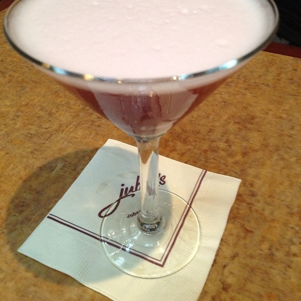 French Martini @ Juban's Restaurant & Catering