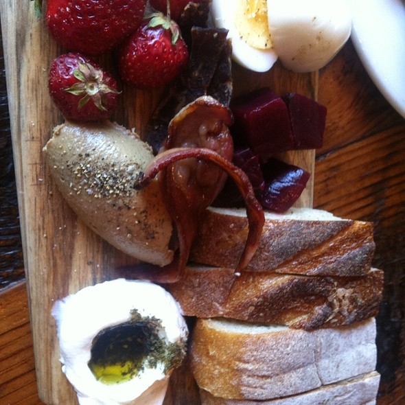 Breakfast Board @ Tasty n Sons