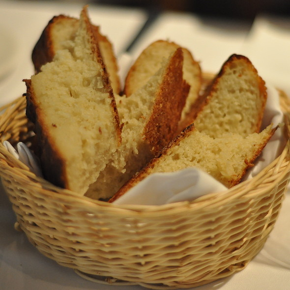 Freshly Hand Cut Bread @ Kitsilano Daily Kitchen