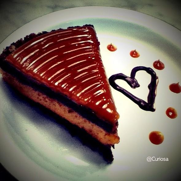 Choco Flan @ Caffé de Mokambo