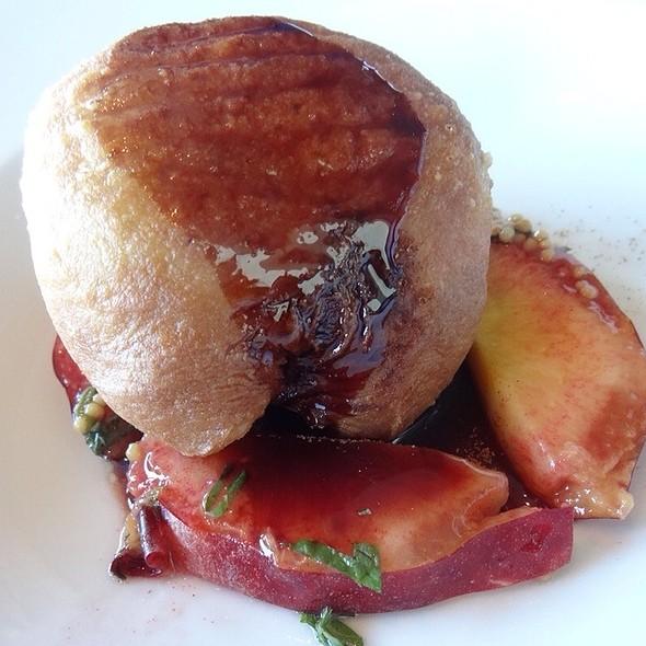 Foie Gras Beignet @ Chaya Brasserie