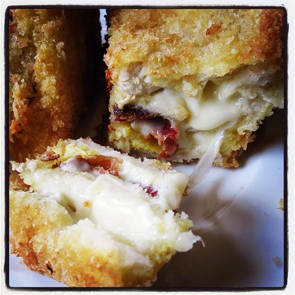 Cliffhanger Sandwich @ UCC Park Cafe