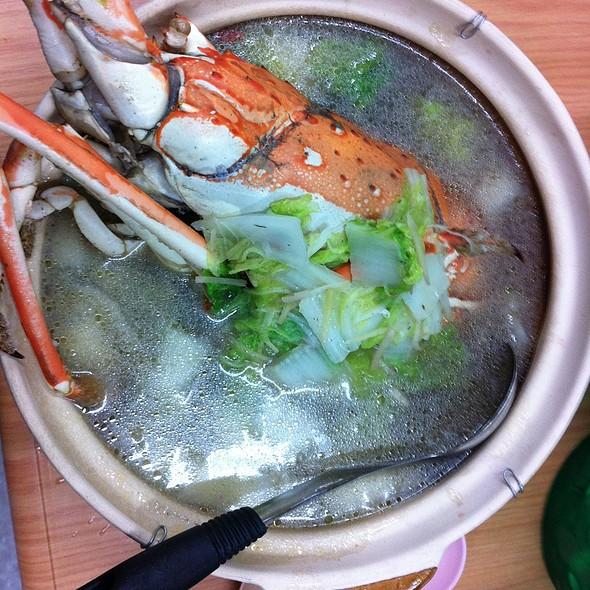 上汤龙虾 @ Fish Village Seafood Sdn Bhd