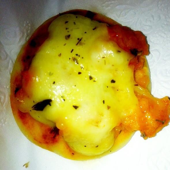 Shrimp Mini Pizza