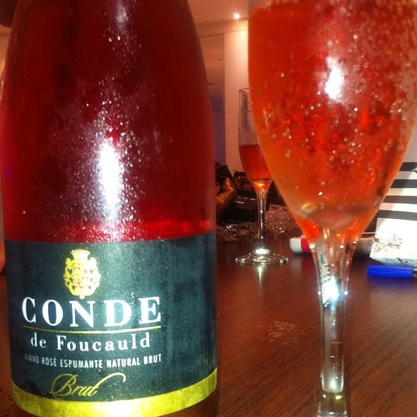 Conde De Foucauld @ Moni's Party