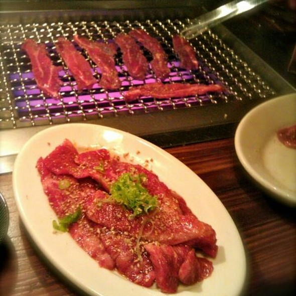 Beef Cheeks @ Takashi Restaurant