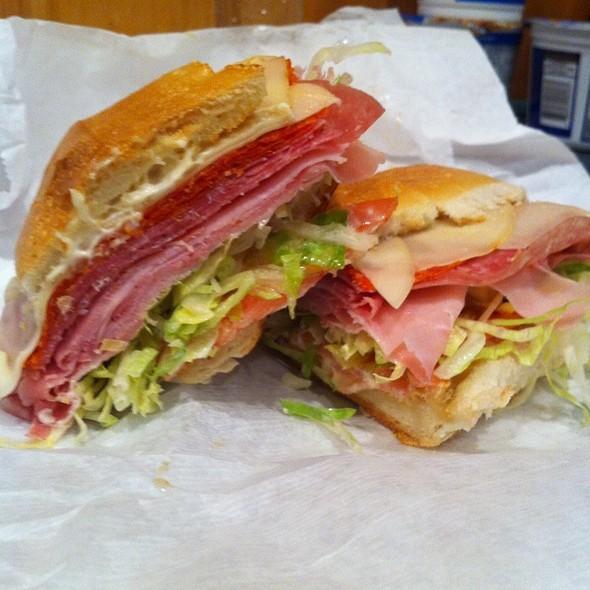 Italian Combo @ New York Bagel
