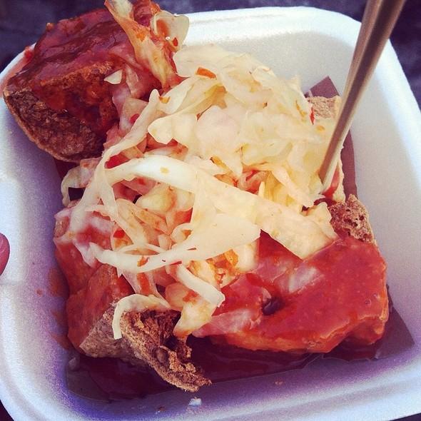 Deep Fried Stinky Tofu @ Pasar Malam Sri Petaling