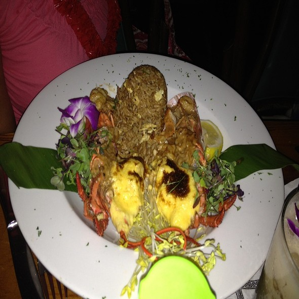 Bora Bora Lobster @ Mai-Kai Restaurant and Lounge