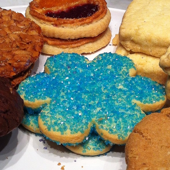 Assorted Cookies @ Peet's Coffee & Tea