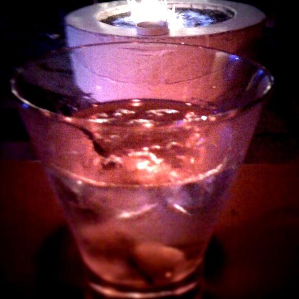 Vodka Martini @ Hip Kitty Jazz & Fondue