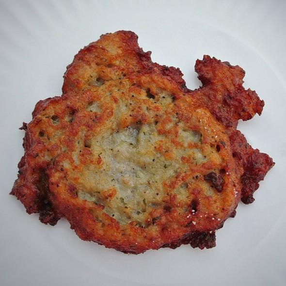 Potato Pancake @ Knoebels Amusement Resort