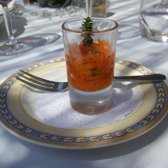 Carrots, Honey, Thyme @ Es Raco d'es Teix