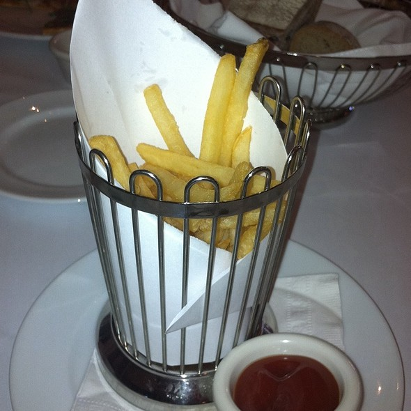 Frites @ Left Bank Brasserie