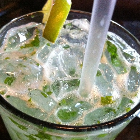 Mojito @ House Restaurant Cafe And Bar The
