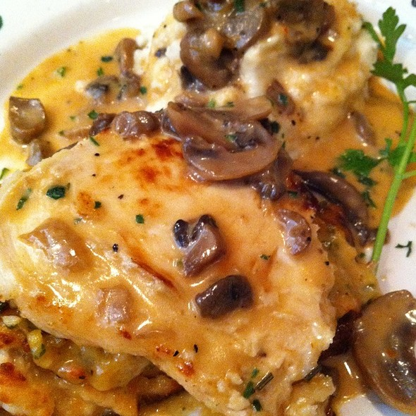 Foodspotting for Olive garden stuffed chicken marsala recipe