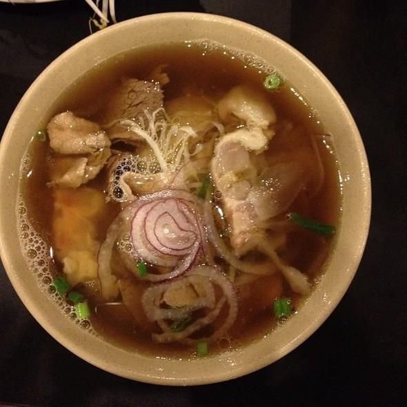 No. 17 Beef Pho @ Taste of Asia