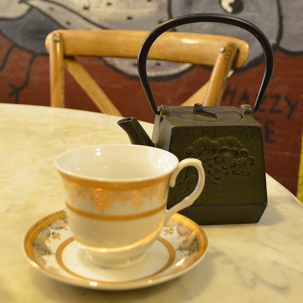 Honey Soaked Leaf Chai @ Circa Espresso