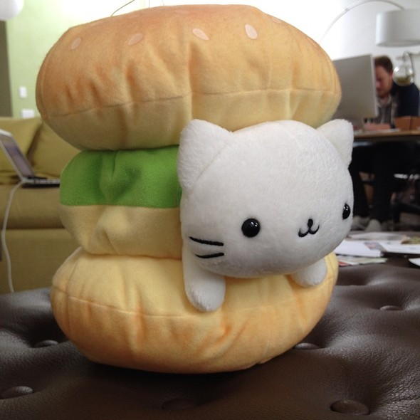 Catburger @ Foodspotting HQ