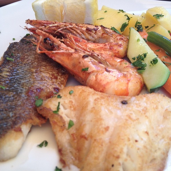 Fish of the day @ Roma