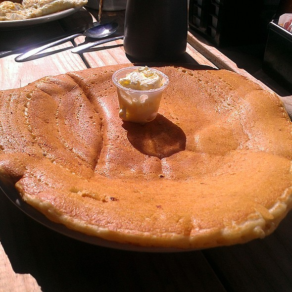 Pancake @ Village Deli