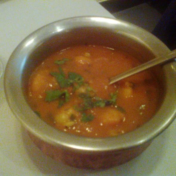 Jhinga Vindallo @ Diwali Indian Restaurant