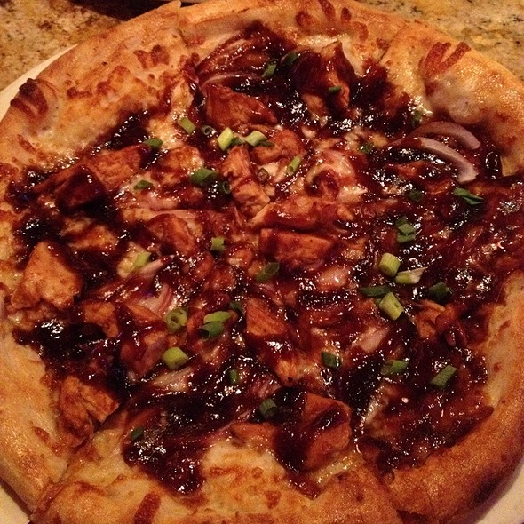 BBQ Chicken Pizza @ Not Your Joe's - Westborough