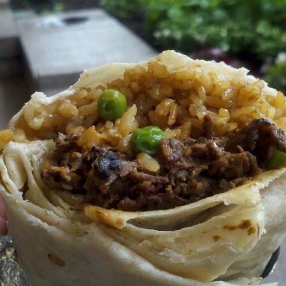 Bangkok Burrito