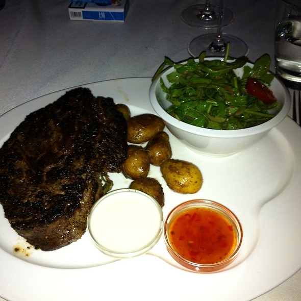 400G Rib Eye Steak @ Zoos