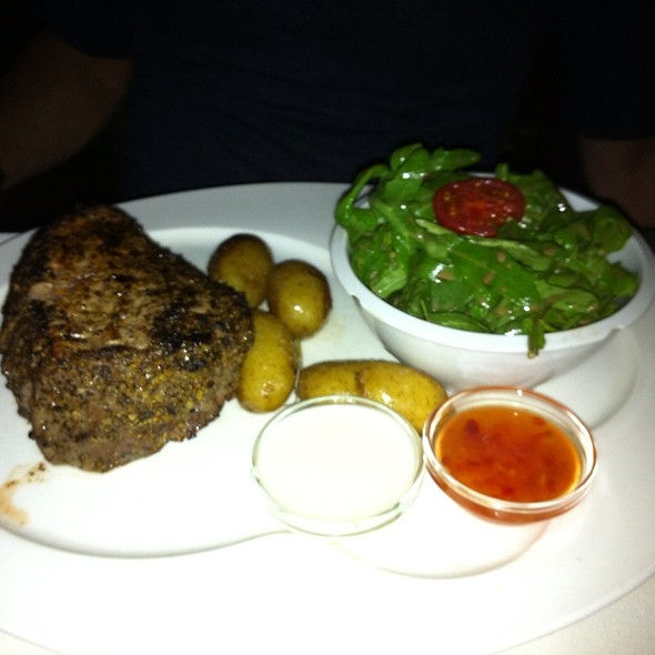 350G Sirloin Steak @ Zoos