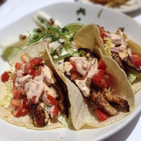 Tilapia Taco - Scott's Seafood Grill & Bar - Folsom, Folsom, CA