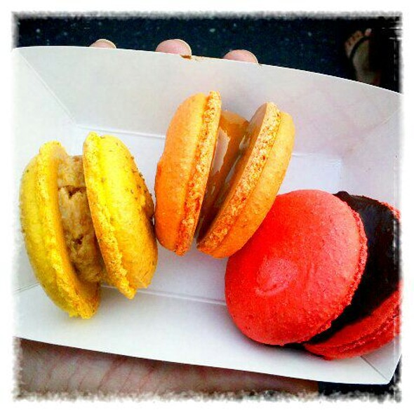 Macarons @ Sugar Philly Truck