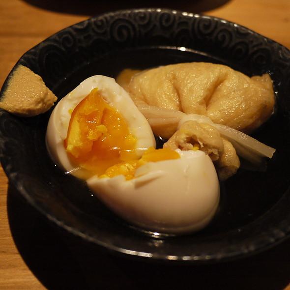 Oden @ Aburiya Raku Restaurant