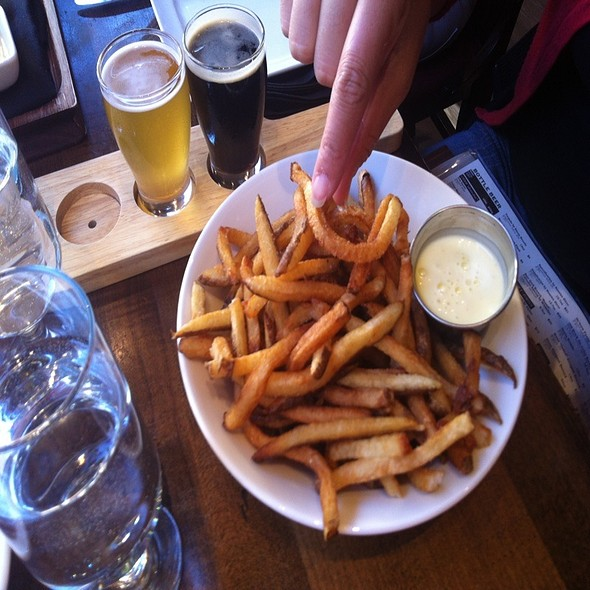 Truffle Fries! @ Haven Gastropub