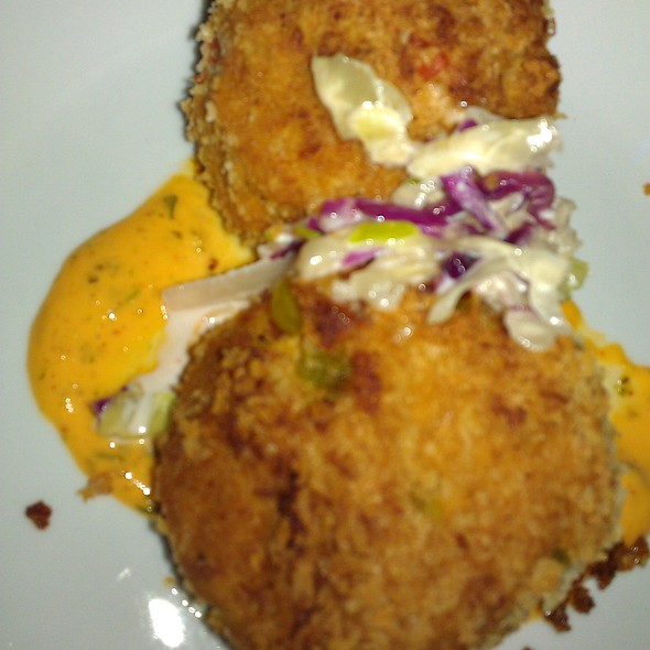 Crab Cakes @ Soho Restaurant & Lounge