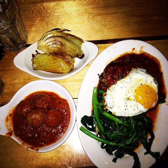 Meatballs @ Sauce