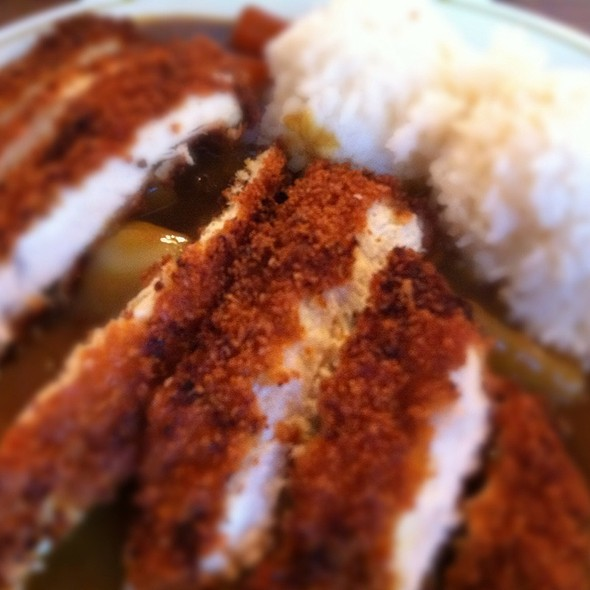 Chicken Cutlet Curry @ Curry Up Cafe