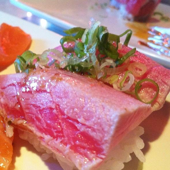Seared Tuna @ Love Sushi