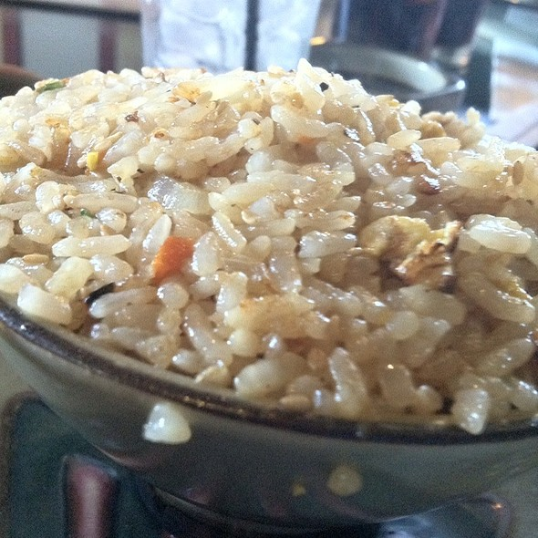Fried Rice @ Benihana Japanese Steakhouse