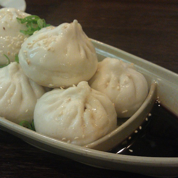 Pan Fried Pork Buns @ Shanghai Asian Manor
